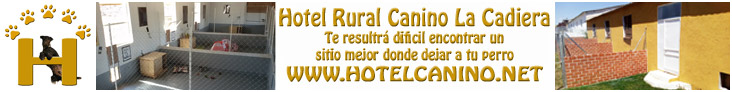 Hotel Rural Canino La Cadiera. Residencia canina en Ávila. Pocas plazas de mucho espacio para poder dar a tu perro la mejor atención. Enormes Parques desde 36 a 65 m2 ideales para familias caninas numerosas. Servicio de recogida y entrega también para provincias limítrofes.