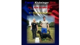 Rottweiler. French Clubsieger 2014.
