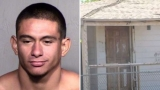 (Fotos  Buckeye County Jail y AzFamily)