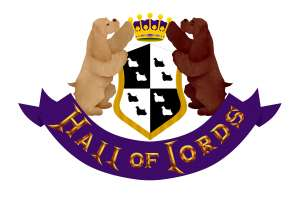 Hall of Lords Cockers Americanos